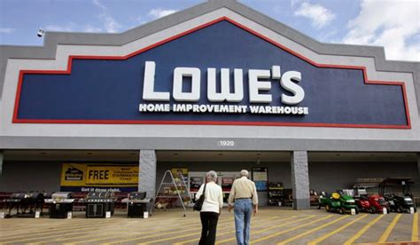 Lowe's reports 5% sales increase for Q2 - Appliance Retailer
