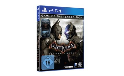 A New Version Of Batman Arkham Knight May Be Coming, Here