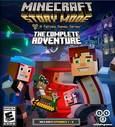 TELECHARGER MINECRAFT STORY MODE THE COMPLETE ADVENTURE