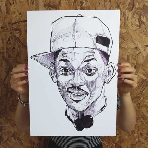 FRESH PRINCE OF BEL AIR // WILL SMITH // A3 LIMITED