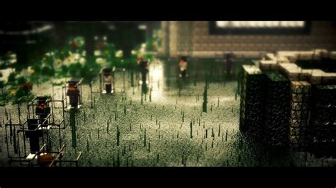 Minecraft ULTRA EXTREME Weather Graphics - Sonic Ethers