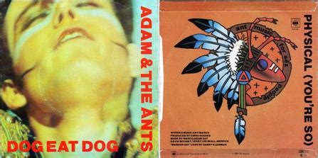 Dog Eat Dog (Adam and the Ants song) - Wikipedia