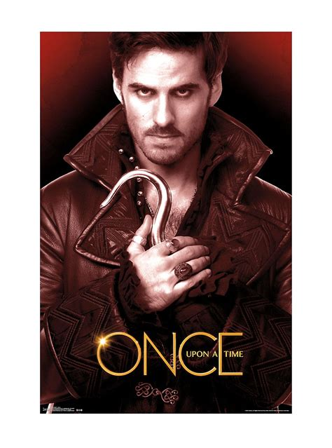 Once Upon A Time Hook Poster | Hot Topic | Posterdrucke