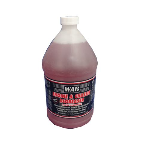 Engine / Chassis Cleaner 1 Gallon - 4 State Trucks
