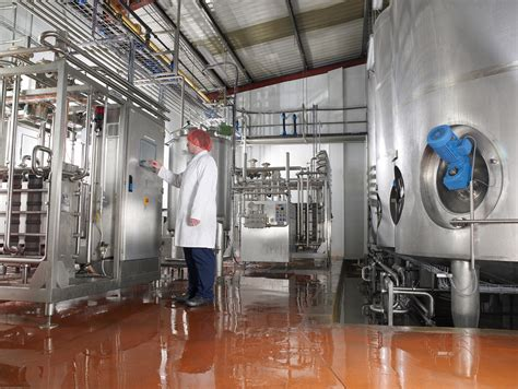 Gemak commissions first dairy plant in the UK within a