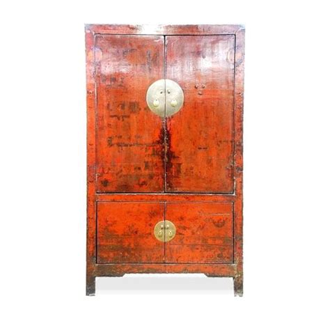 Armoire Chinoise Ancienne d'occasion