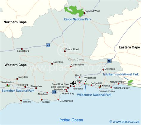 Garden Route Accommodation