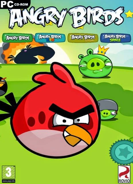 Telechargement Cpasbien Torrent [PC Multi] Angry Birds