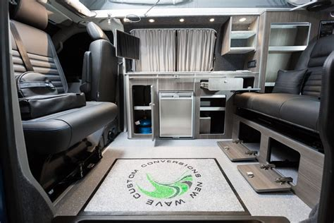 The Kilnan's Traditional 'Lux' Camper Conversion - New