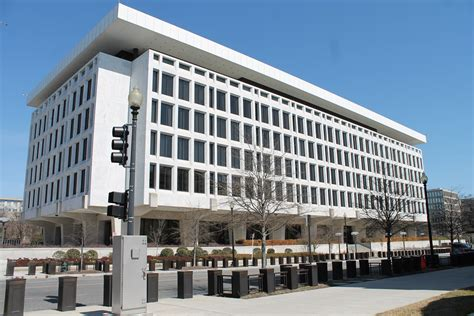 Federal Reserve Board MARTIN Building at 2001 C Street, NW