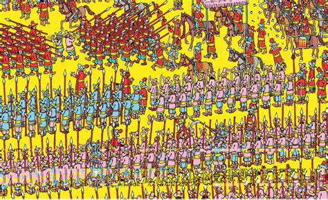About   Where's Waldo?   All about the life of Waldo