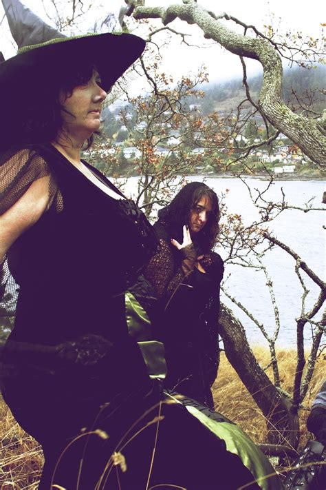 Witches in the Woods by Lisarey Photography: Nanaimo Witch