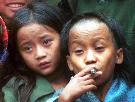 Briefly, Myanmar's 'God's Army' Twins Reunite - The New