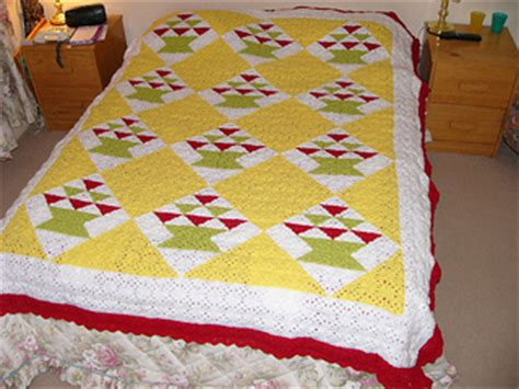 Ravelry: Amish Baskets Quilt pattern by C