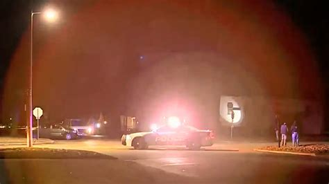 Man in critical condition after shooting at Curtis, Forrer