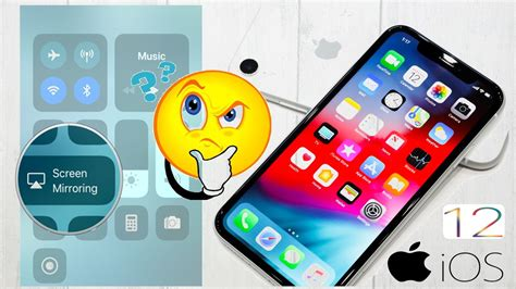 How to Fix iOS 12 Screen Mirroring Not Working Issue