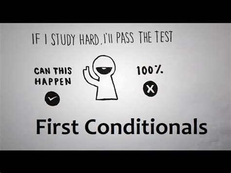 First Conditional - Tutor Time (English Grammar) - YouTube