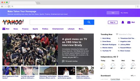 How to remove Yahoo Search redirect (Mac)
