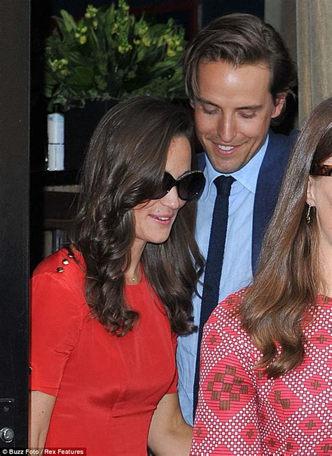 Living the high life: Pippa Middleton joins ANOTHER member
