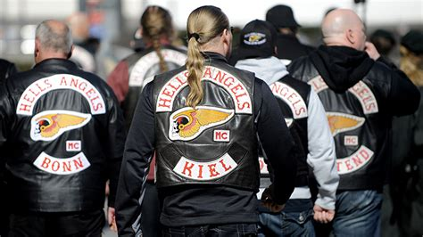 10 Outlaw Biker Facts   TV Shows   HISTORY