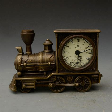 Old Stuff Brass Train Shaped Antique Miscellaneous Western