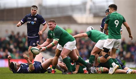 Ireland Dominate Round 5 Six Nations Team Of The Week