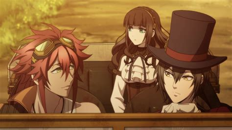 Watch Code: Realize ~Guardian of Rebirth~ Episode 1 Online