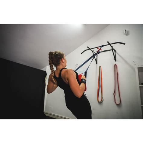 Domyos Barre de traction musculation Pull up bar 900