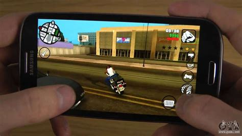 All about GTA San Andreas Android